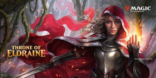 Throne of Eldraine Prerelease Event