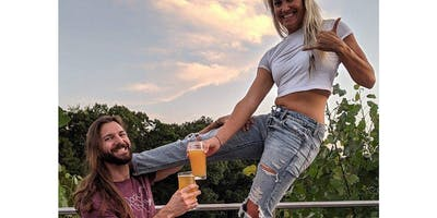 AcroYoga At Missing Mountain Brewing Co.
