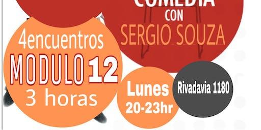 Noviembre Taller de Comedia.