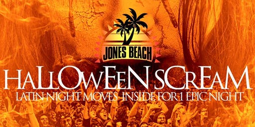 Halloween Scream | Latin Night Moves Inside @ Space Theater