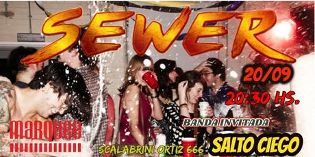 Sewer Live @ Marquee Session Live entradas