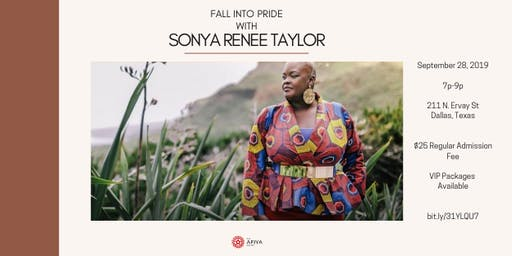 Fall Into Pride With Sonya Renee