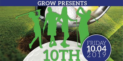 10th Annual GROW Co-Ed Golf Scramble
