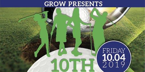 10th Annual GROW Golf Co-Ed Scramble