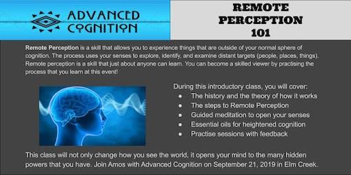 Remote Perception 101