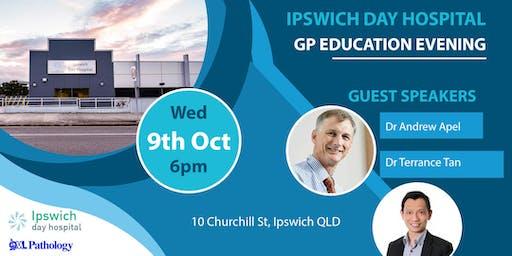 Ipswich Day Hospital GP Education Evening