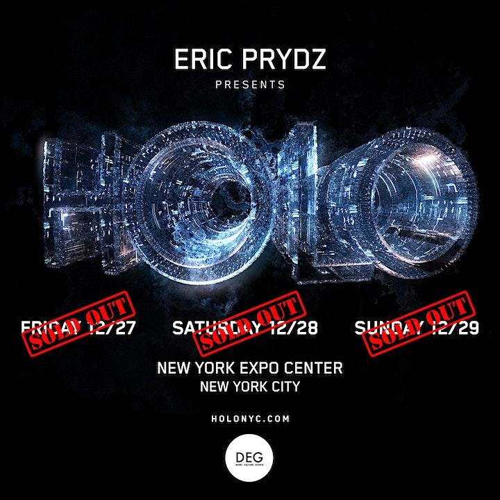 Eric Prydz Presents: HOLO NYC image