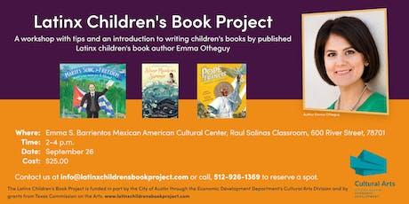 Latinx Children's Book Project tickets