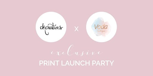 CK Creations L A U N C H Party // Voda Boutique