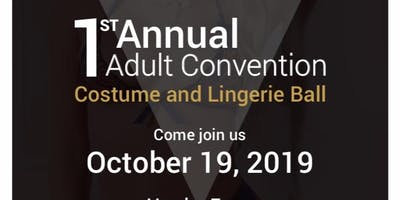 1st Annual ***** Convention Costume and Lingerie Ball