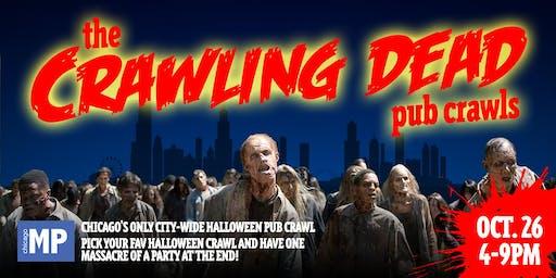 Halloween: The Crawling Dead Pub Crawls