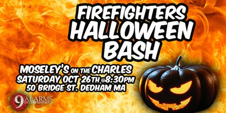 Firefighters Halloween Bash! tickets