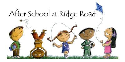 After School 2019-20 #1 Sept - Ridge Road PTA