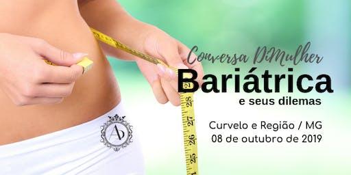Conversa DiMulher Bariátrica - Curvelo