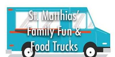 St. Matthias' Family Fun & Food Trucks