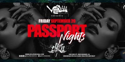 Passport Nights at Voodoo Lounge with ELKN