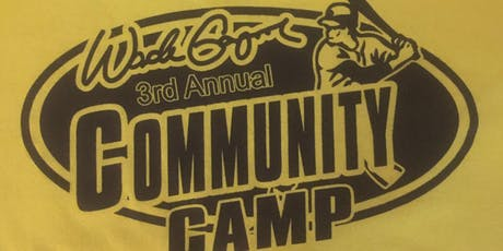 Wade Gaynor Community Camp presented by Independence Bank tickets