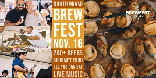 NORTH MIAMI BREWFEST 2019