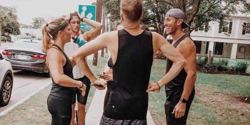 lululemon Charleston Run Club: Thursday, 10/24 @ 6:45PM - SULLIVAN'S ISLAND