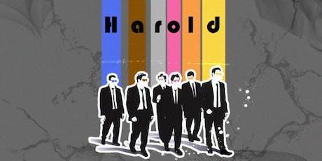 Harold Night (feat. Lil' Rhonda): Long-form Improv Comedy tickets