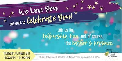 "ADRN Volunteer Celebration Dinner - ""AGAPE LOVE ABOUNDS"""