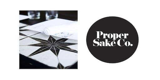Peninsula Hosts: Ten Course Tasting Menu with Proper Sake