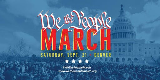 We the People March Denver
