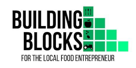 Building Blocks for the Local Food Entrepreneur: Market Gardening 101 tickets