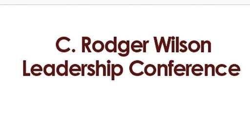 MWP C Rodger Wilson Leadership Conference