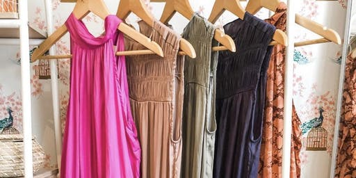 POMP AND CIRCUMSTANCE Boutique's Style Soiree & Fashion Show