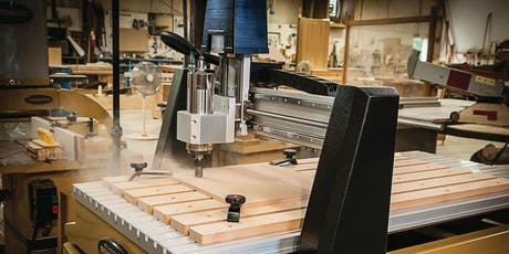Basics of CNC Woodworking tickets