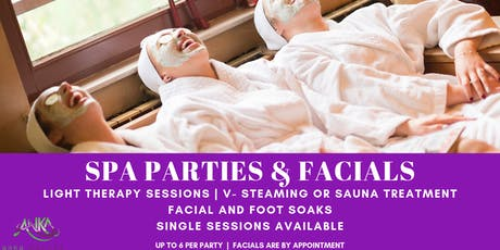 Ladies Spa Day tickets