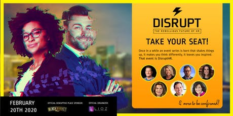 DisruptHR now in Miami ! tickets