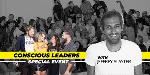 Conscious Leaders | SPECIAL EVENT w Jeffrey Slayter