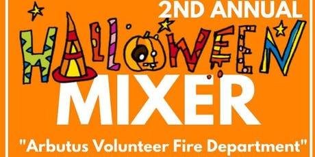 Halloween Mixer tickets