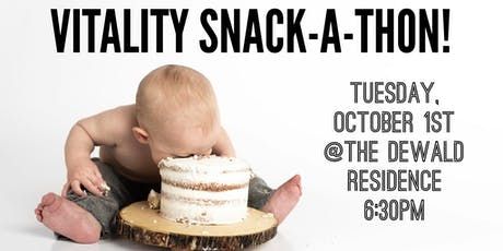 Vitality Snack-a-thon! tickets