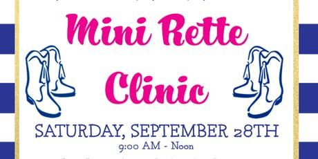 LD Bell Mini Rette Clinic tickets