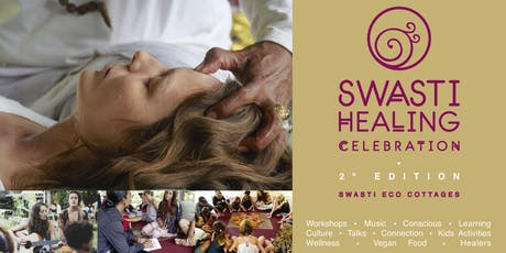 Swasti Healing Celebration tickets