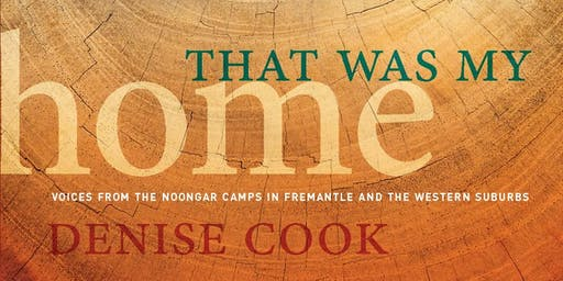 That Was My Home - Book Launch