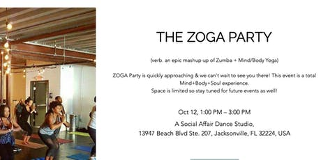 THE ZOGA PARTY tickets