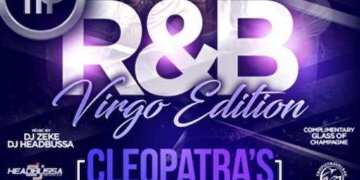 R&b at Cleopatras Virgo Edition