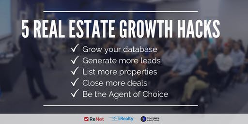 5 Real Estate Growth Hacks