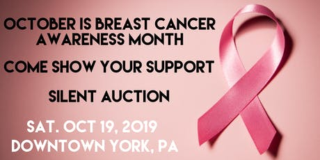 thINK pINK & get INK Open House & Silent Auction tickets