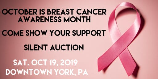 thINK pINK & get INK Open House & Silent Auction