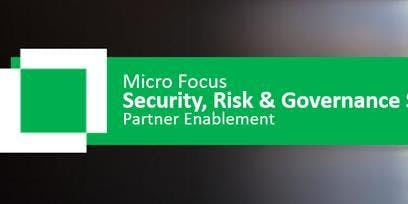 Micro Focus Security Enablement Melbourne- OCTOBER 1