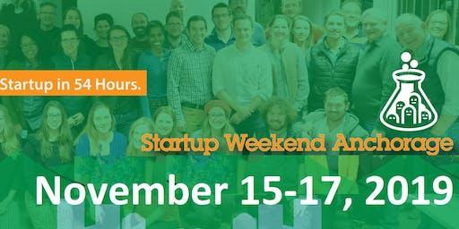 Techstars Startup Weekend Anchorage 11/2019