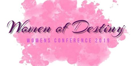 Women of Destiny 2019 tickets