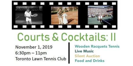 Courts & Cocktails II tickets