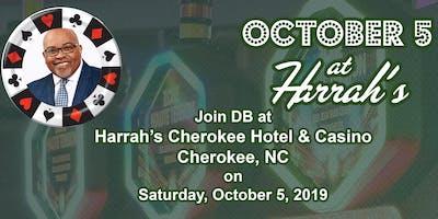 Derrick Boazman Party Bus to Harrah's Casino (October 2019)