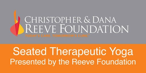Seated Therapeutic Yoga Presented By The Reeve Foundation